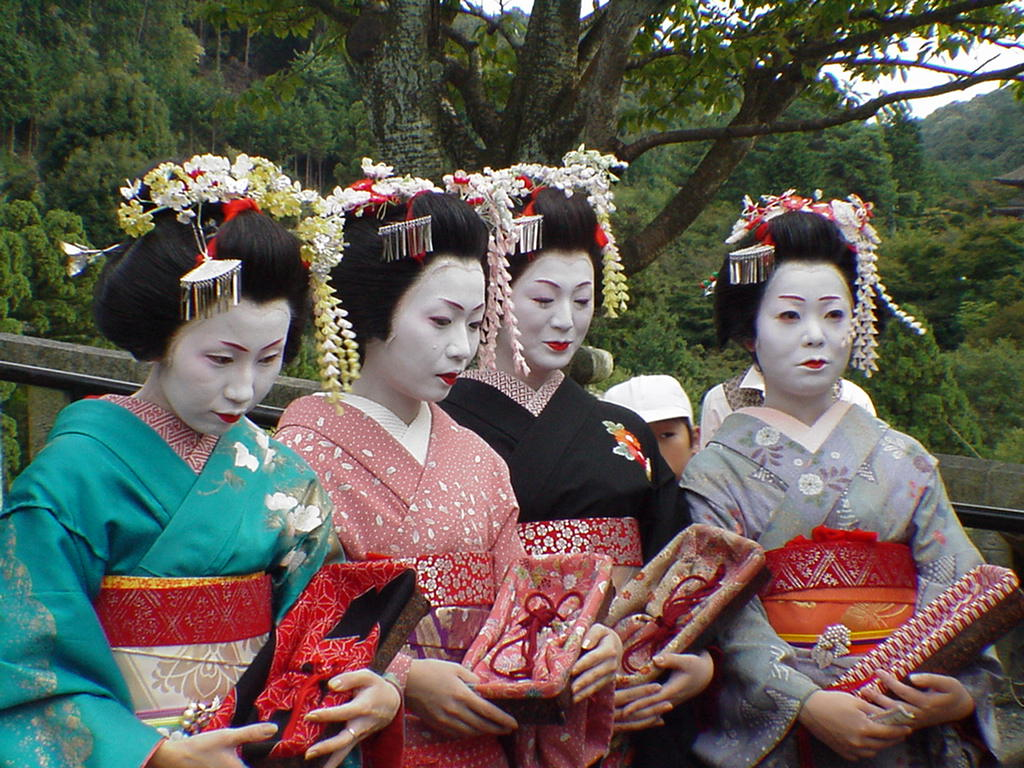 a geisha is called chinese What