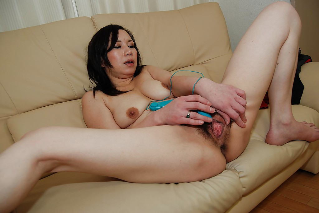 Curly makeout asian sexy