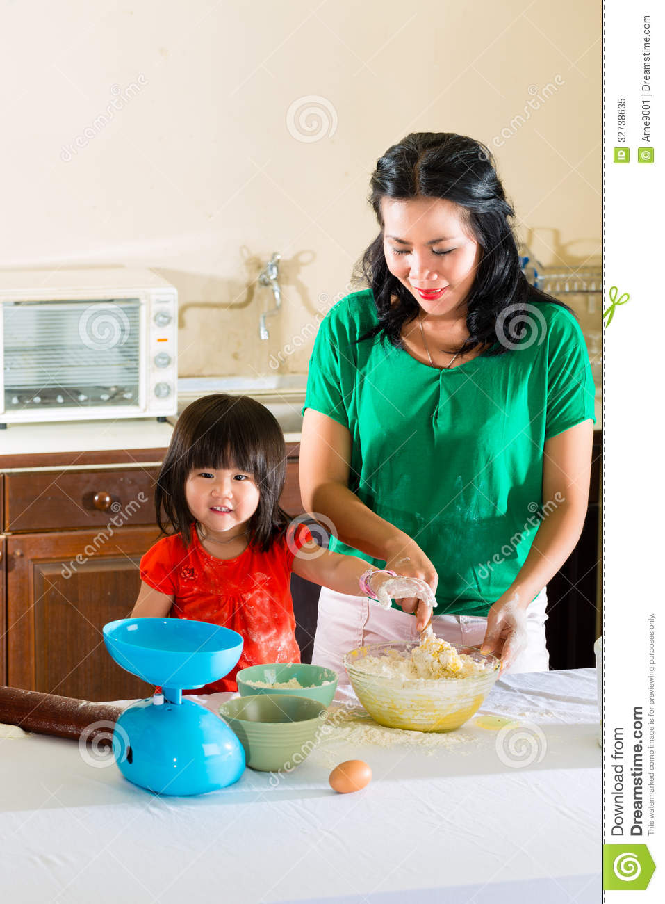 fucking Chinese mom and son
