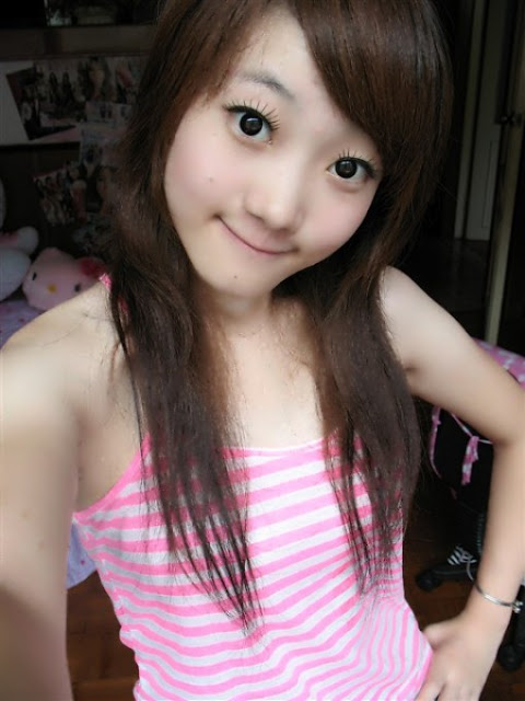 naked Cute young chinese