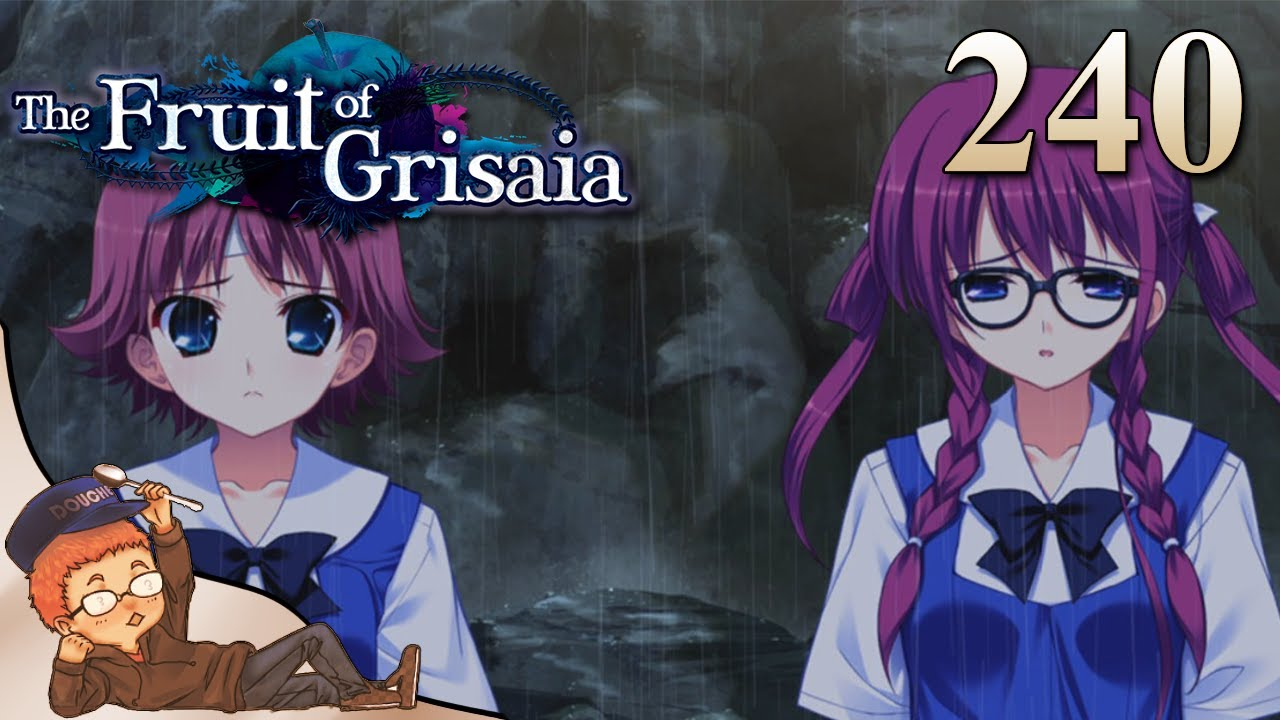 The fruit of grisaia unrated anime
