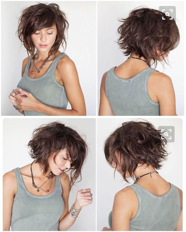 messy Asian skinny curly