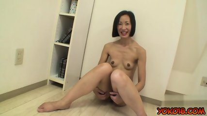 wife casting otngagged Asian