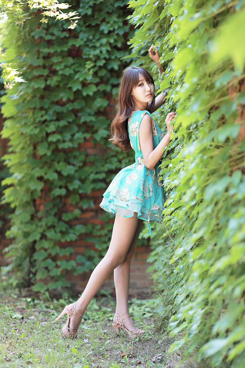 asian compilation outdoor Young